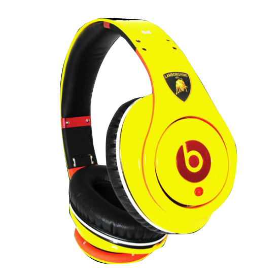 Lamboghini Limited Studio From Monster Beats by dr. dre